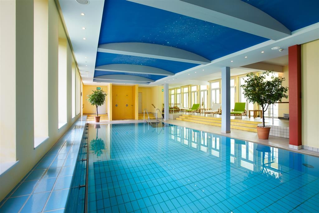 Best Western Premier Park Hotel and Spa - Piscina