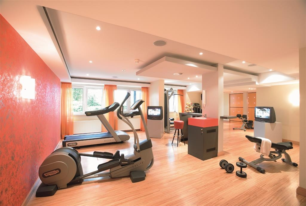 Best Western Premier Park Hotel and Spa - Centro fitness