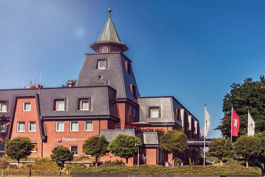 Best Western Premier Alsterkrug Hotel - Exterior