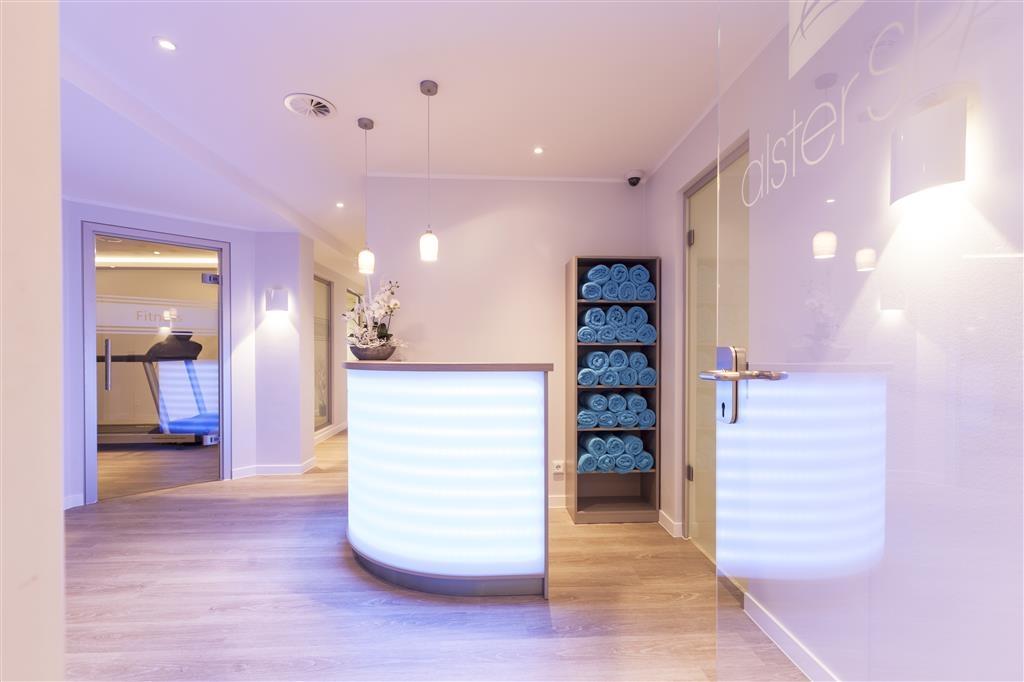 Best Western Premier Alsterkrug Hotel - Whirlpool