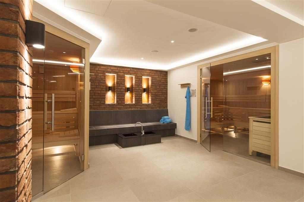 Best Western Premier Alsterkrug Hotel - Balneario