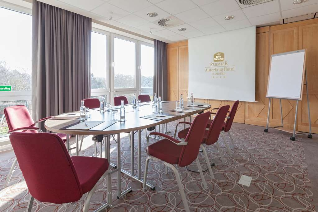 Best Western Premier Alsterkrug Hotel - Besprechungszimmer