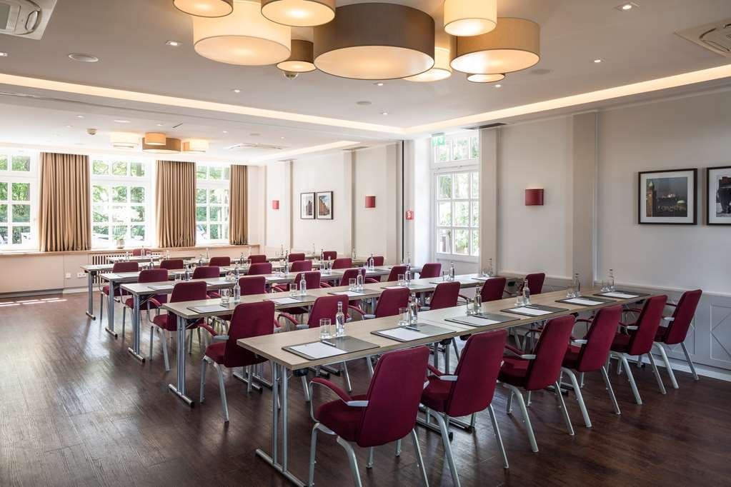 Best Western Premier Alsterkrug Hotel - Sala de reuniones