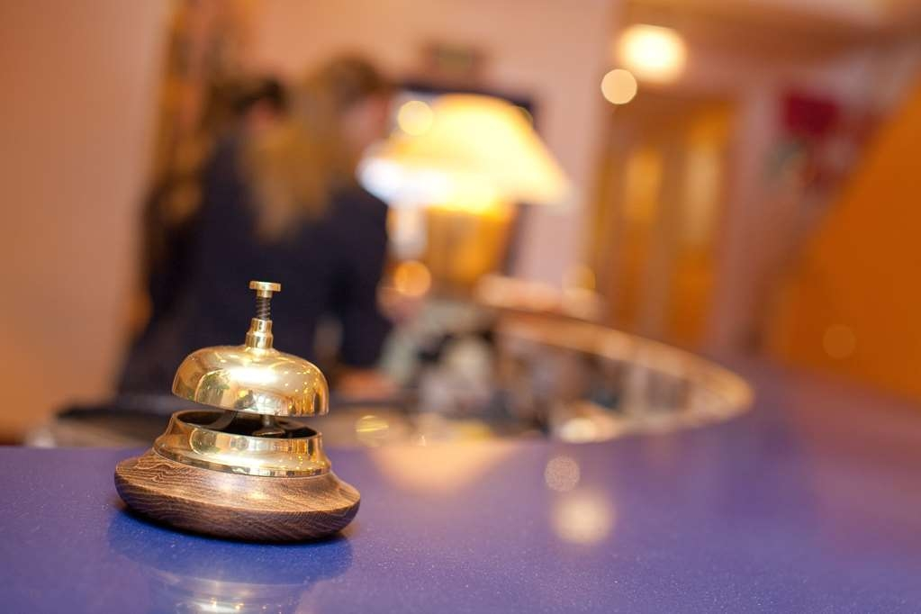 Best Western Premier Alsterkrug Hotel - Vue du lobby
