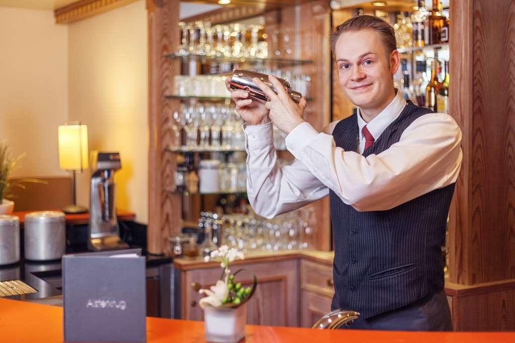 Best Western Premier Alsterkrug Hotel - Bar/Lounge