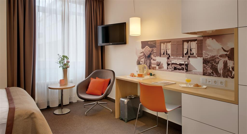 Best Western Atrium Hotel - Habitación