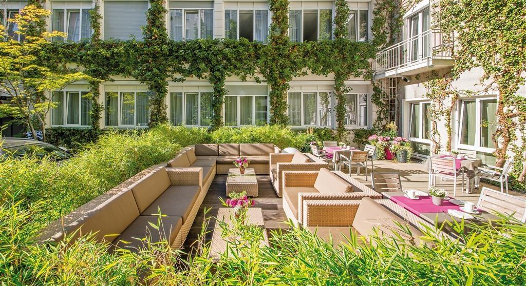 Best Western Atrium Hotel - Patio