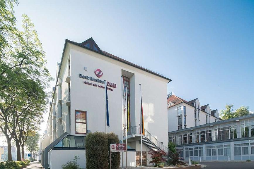 Best Western Plus Hotel Am Schlossberg - Vista exterior