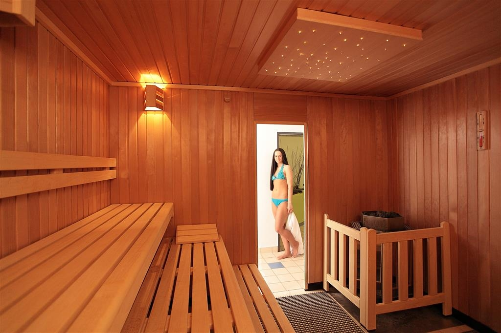 Best Western Plus Hotel Am Schlossberg - Sauna
