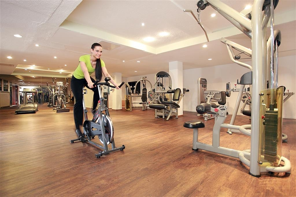 Best Western Plus Hotel Am Schlossberg - Fitness Center