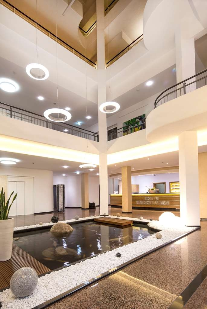 Best Western Plus Hotel Am Schlossberg - Hotel Lobby