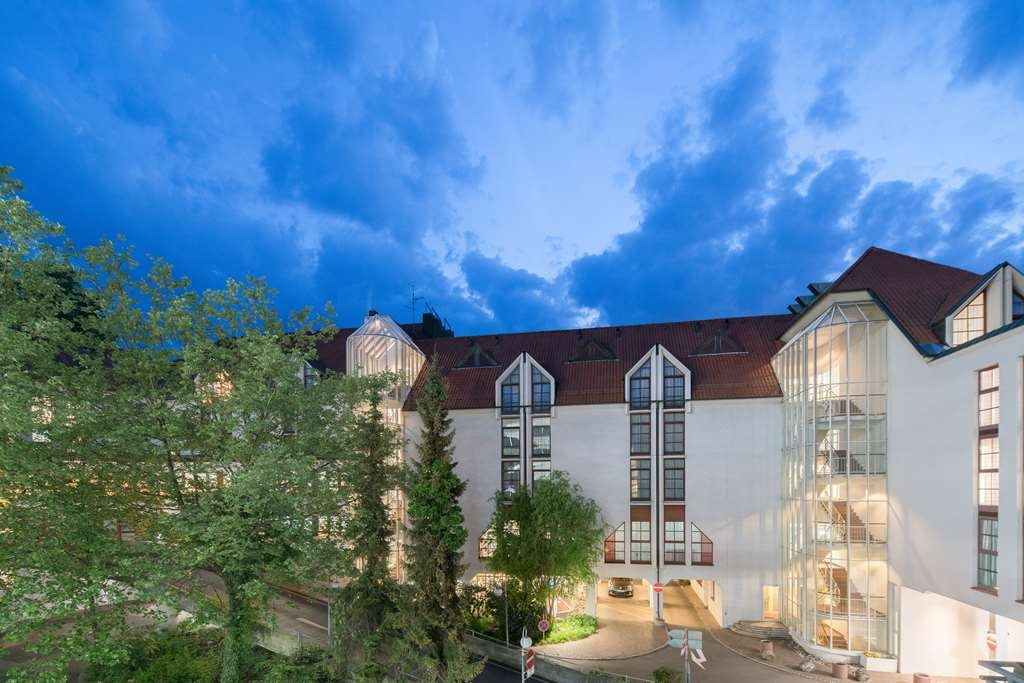 Best Western Plus Hotel Am Schlossberg - Außenansicht