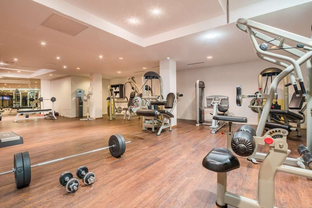 Best Western Plus Hotel Am Schlossberg - health club