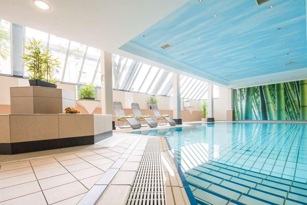 Best Western Plus Hotel Am Schlossberg - Indoor Swimming Pool