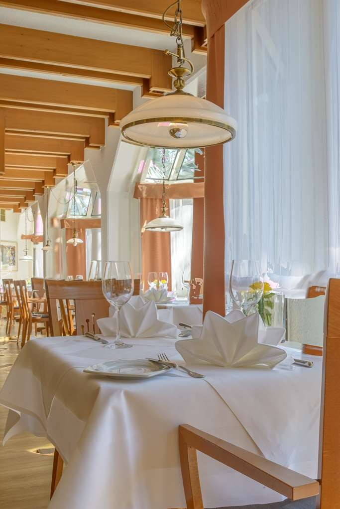 Best Western Plus Hotel Am Schlossberg - Restaurant