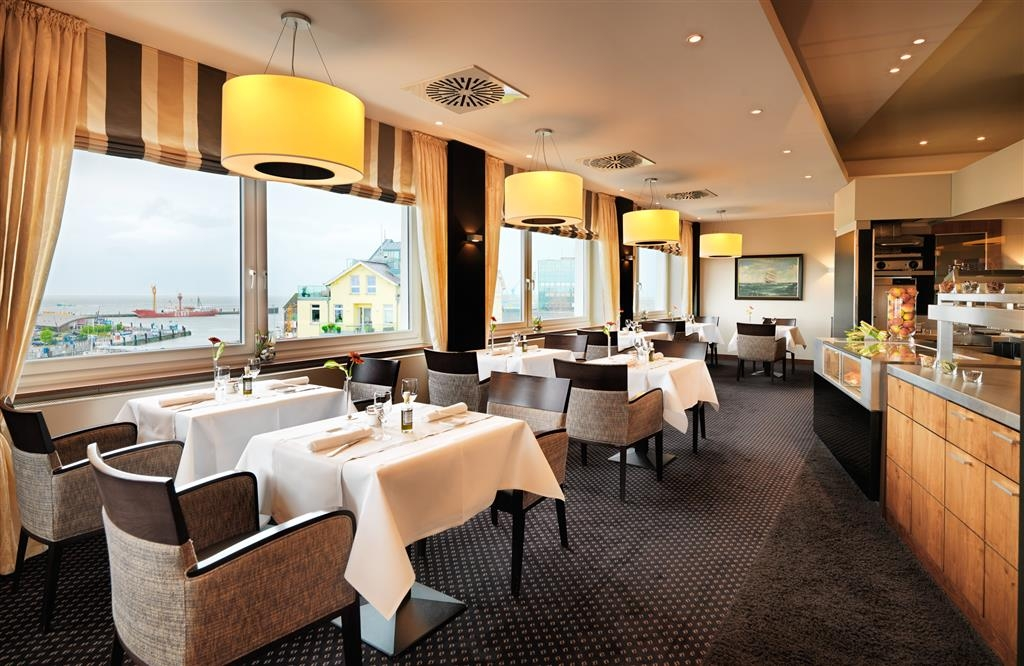 Best Western Donner's Hotel & Spa - Restaurant