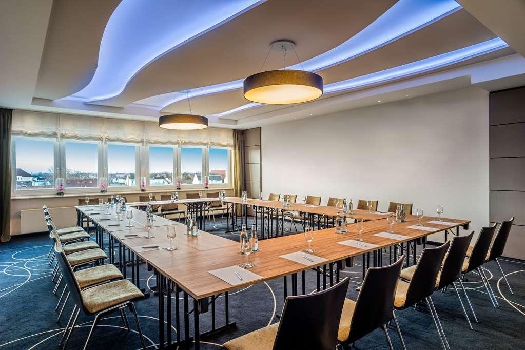 Best Western Donner's Hotel & Spa - Salle de réunion