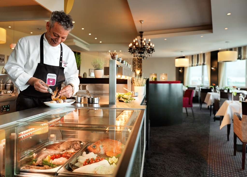 Best Western Donner's Hotel & Spa - Restaurant / Etablissement gastronomique