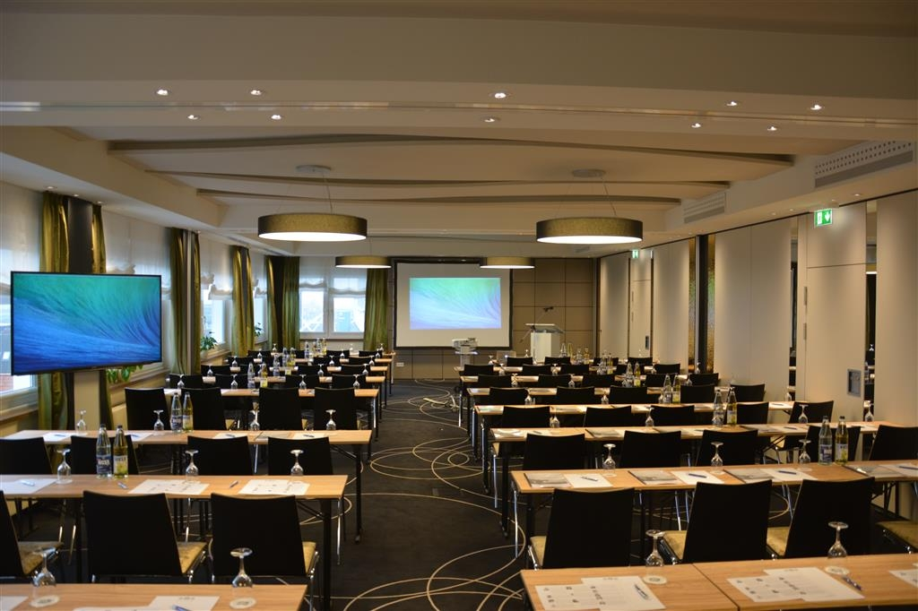 Best Western Donner's Hotel & Spa - Sala meeting