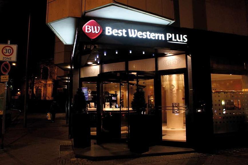Best Western Plus Hotel Regence - Vista exterior
