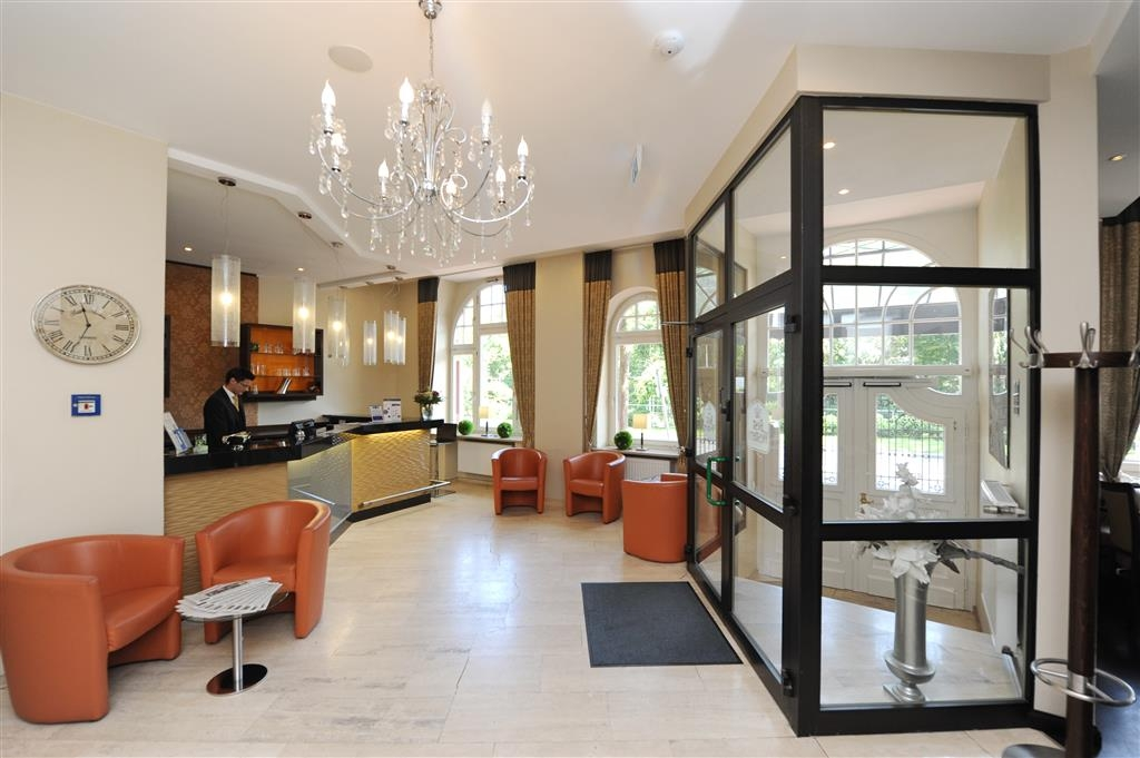 Best Western Hotel Kaiserhof - Lobby