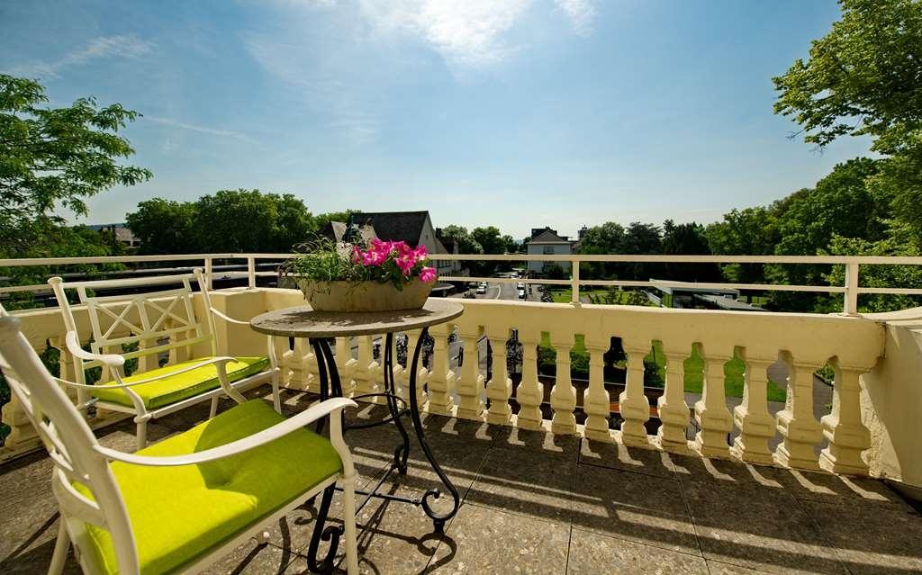 Best Western Hotel Kaiserhof - terrace