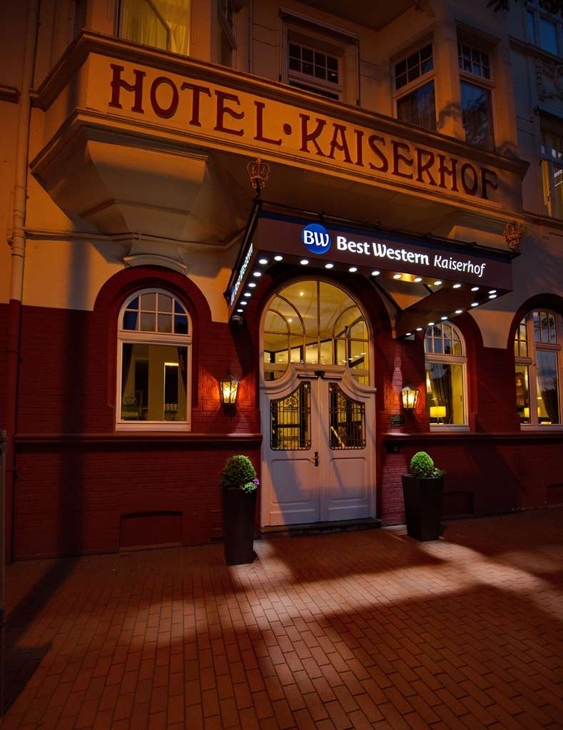 Best Western Hotel Kaiserhof - exterior