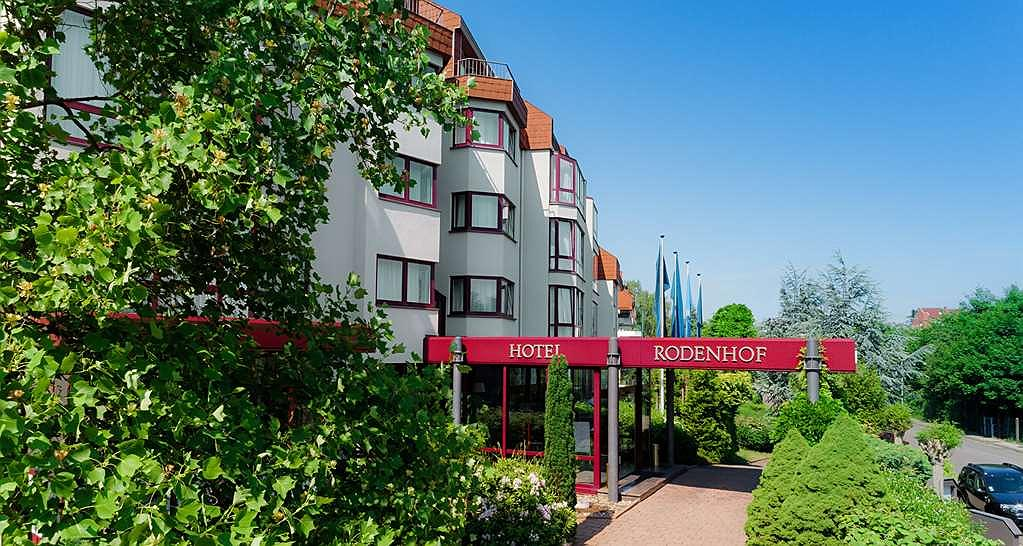 Best Western Victor's Residenz-Hotel Rodenhof - Aussenansicht