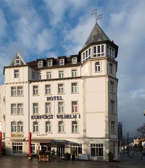 Best Western Hotel Kurfuerst Wilhelm I - Aussenansicht