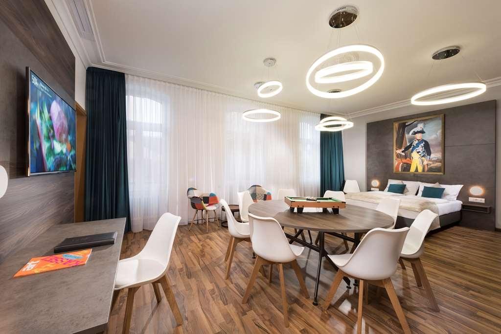 Best Western Hotel Kurfuerst Wilhelm I - Lounge