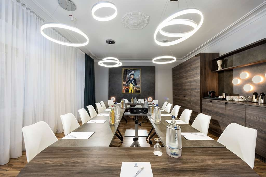 Best Western Hotel Kurfuerst Wilhelm I - Meeting Room