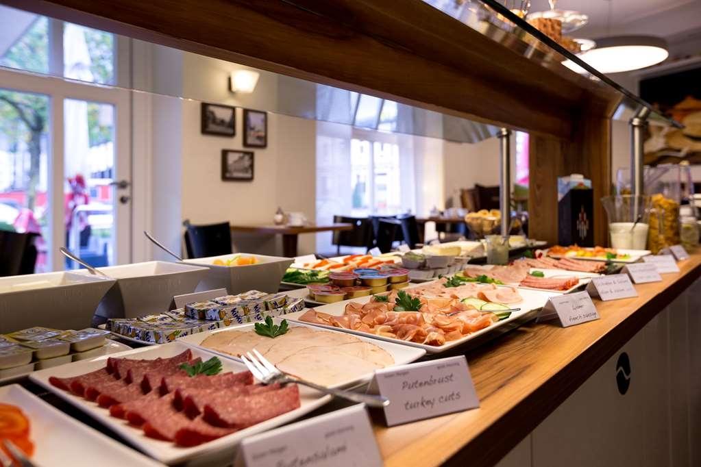 Best Western Hotel Kurfuerst Wilhelm I - Breakfast Area