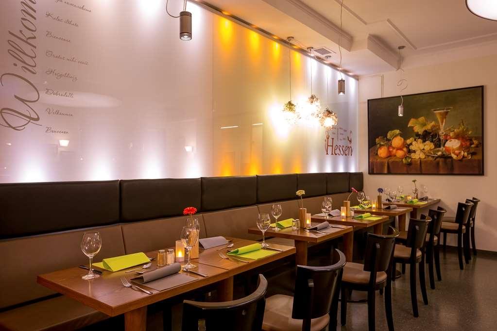 Best Western Hotel Kurfuerst Wilhelm I - Breakfast Room