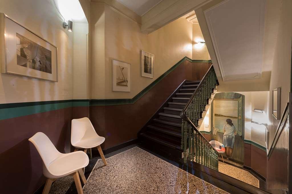Best Western Hotel Kurfuerst Wilhelm I - Stairs
