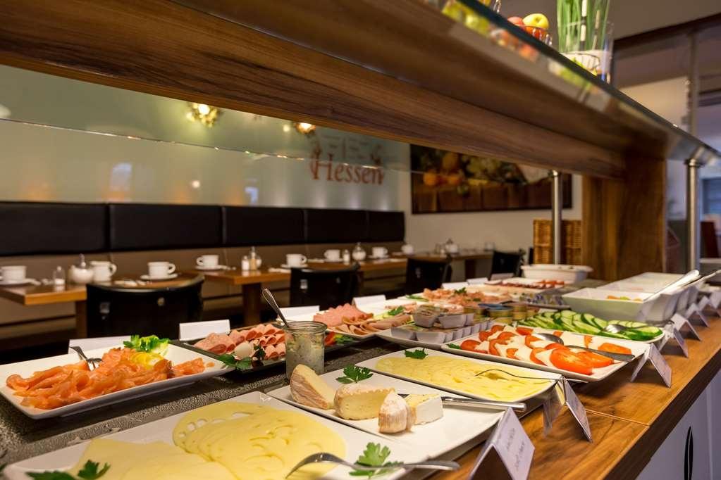 Best Western Hotel Kurfuerst Wilhelm I - Breakfast