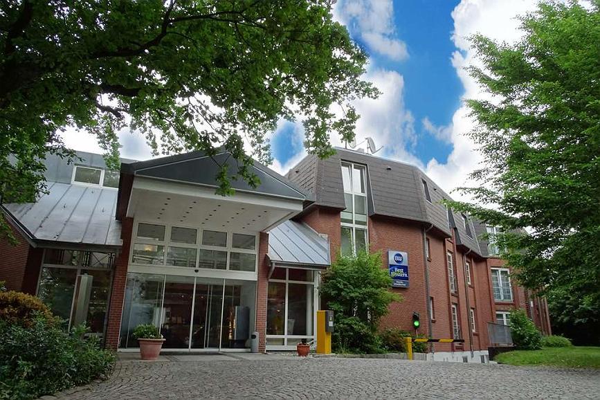 Best Western Hotel Schmoeker-Hof - Area esterna