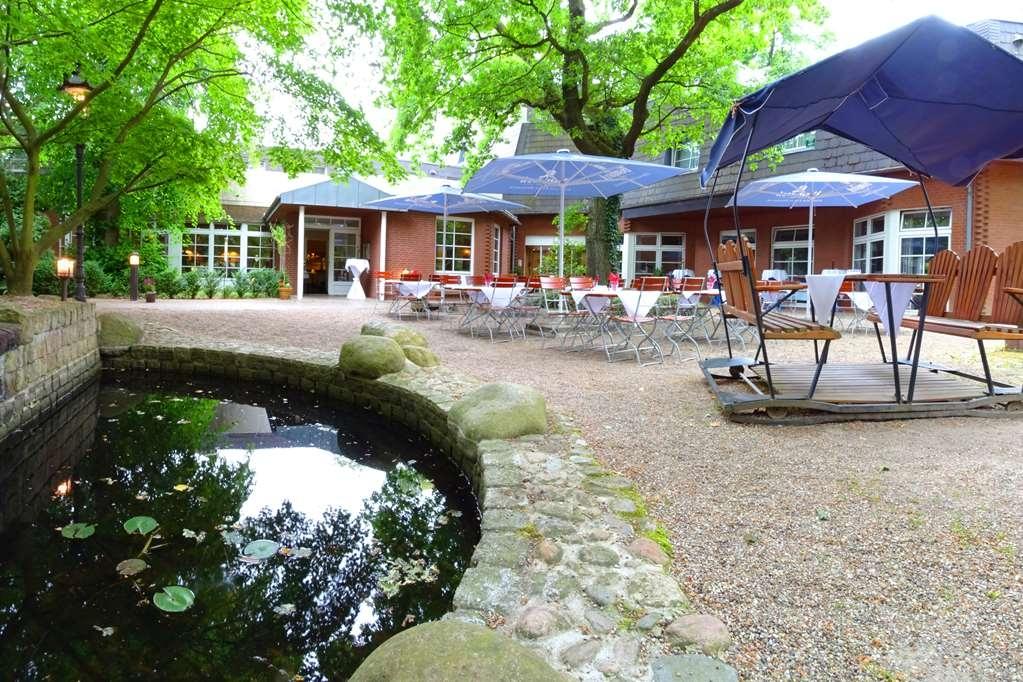 Best Western Hotel Schmoeker-Hof - Terrace