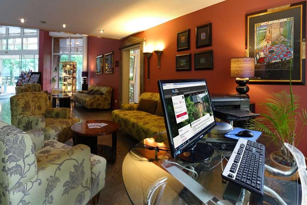 Best Western Hotel Schmoeker-Hof - Lobby