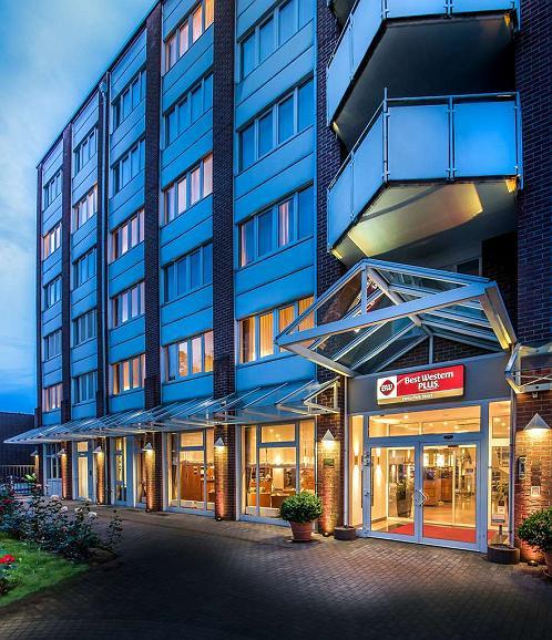 Best Western Plus Delta Park Hotel - Vue extérieure