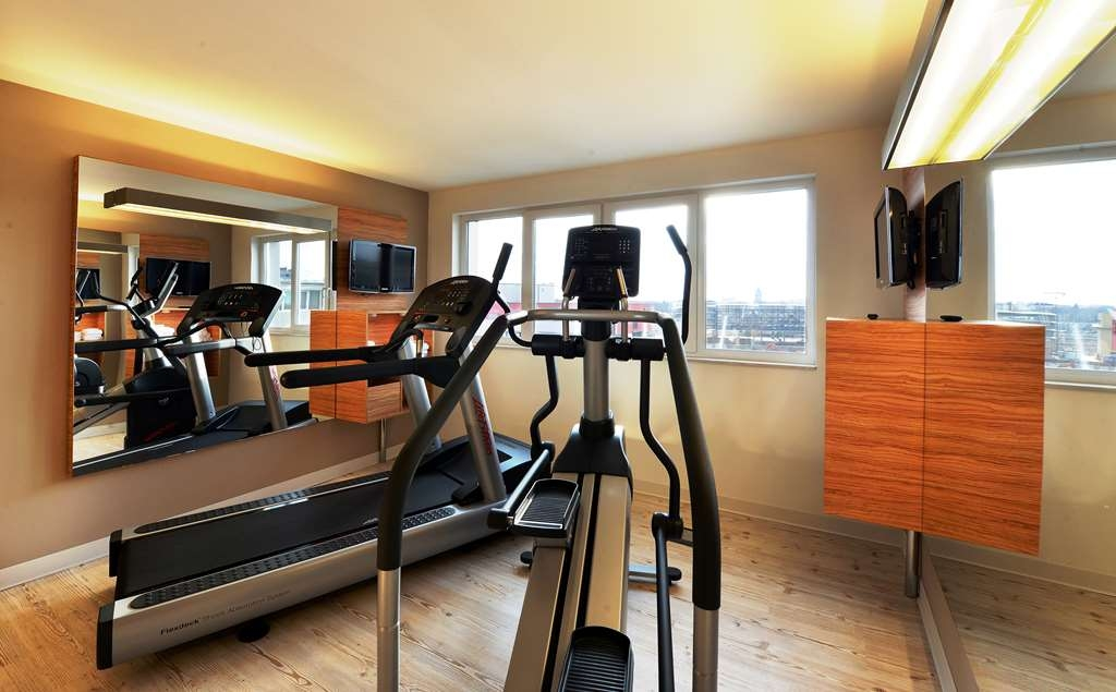 Best Western Plus Delta Park Hotel - Fitnessstudio