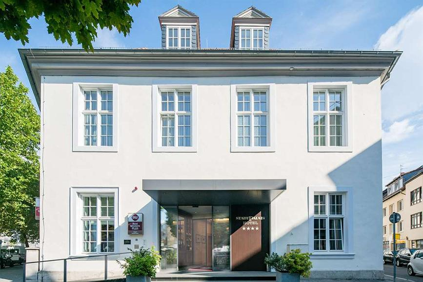 Best Western Plus Hotel Stadtpalais - Aussenansicht