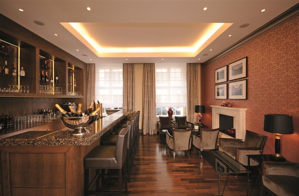 Best Western Plus Hotel Stadtpalais - Bar, sala
