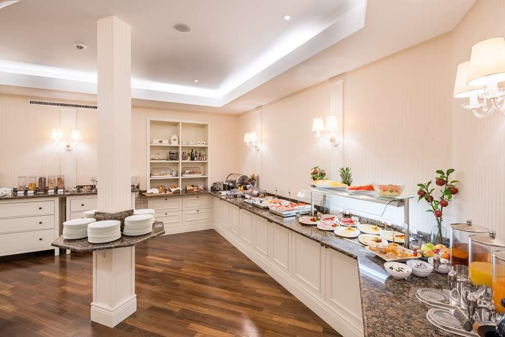 Best Western Plus Hotel Stadtpalais - Restaurante/Comedor