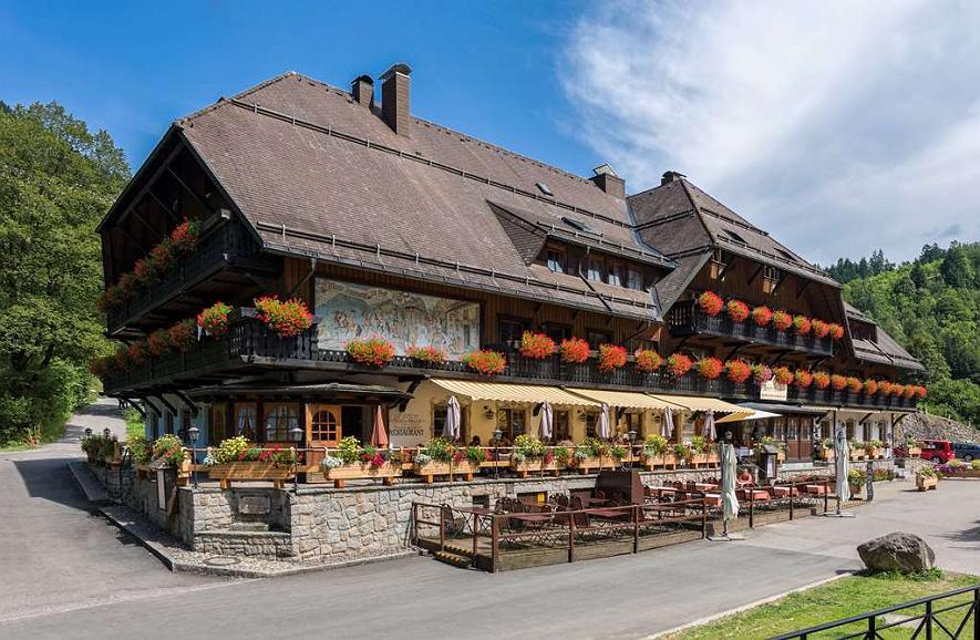 Hotel Hofgut Sternen, Sure Hotel Collection by Best Western - Vue extérieure