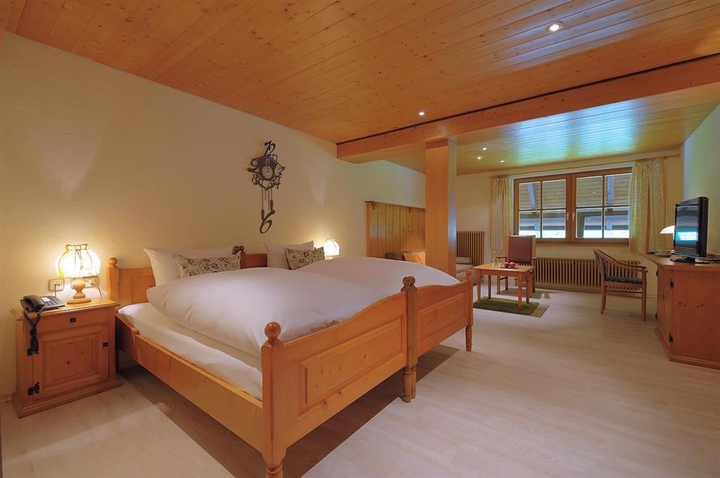 Best Western Hotel Hofgut Sternen - Chambre