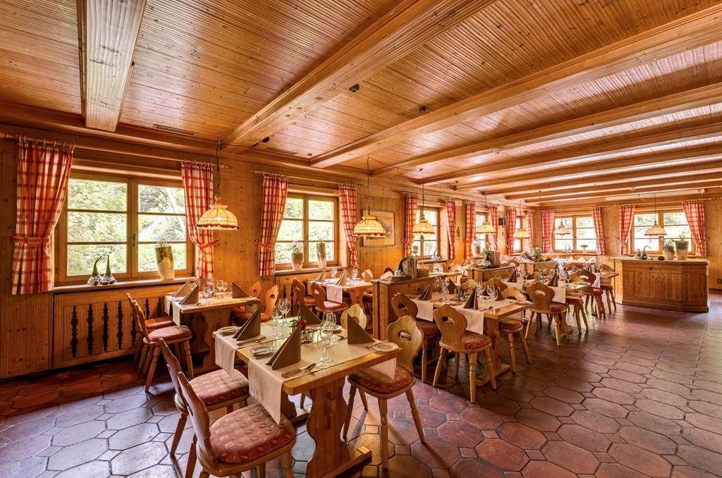 Best Western Hotel Hofgut Sternen - Restaurant