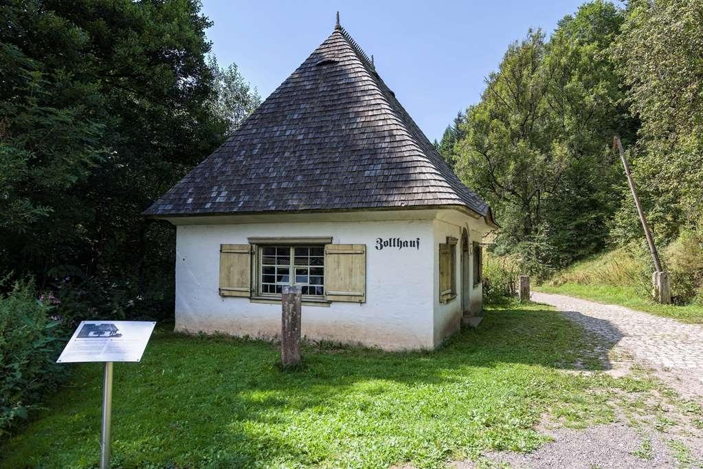 Best Western Hotel Hofgut Sternen - house