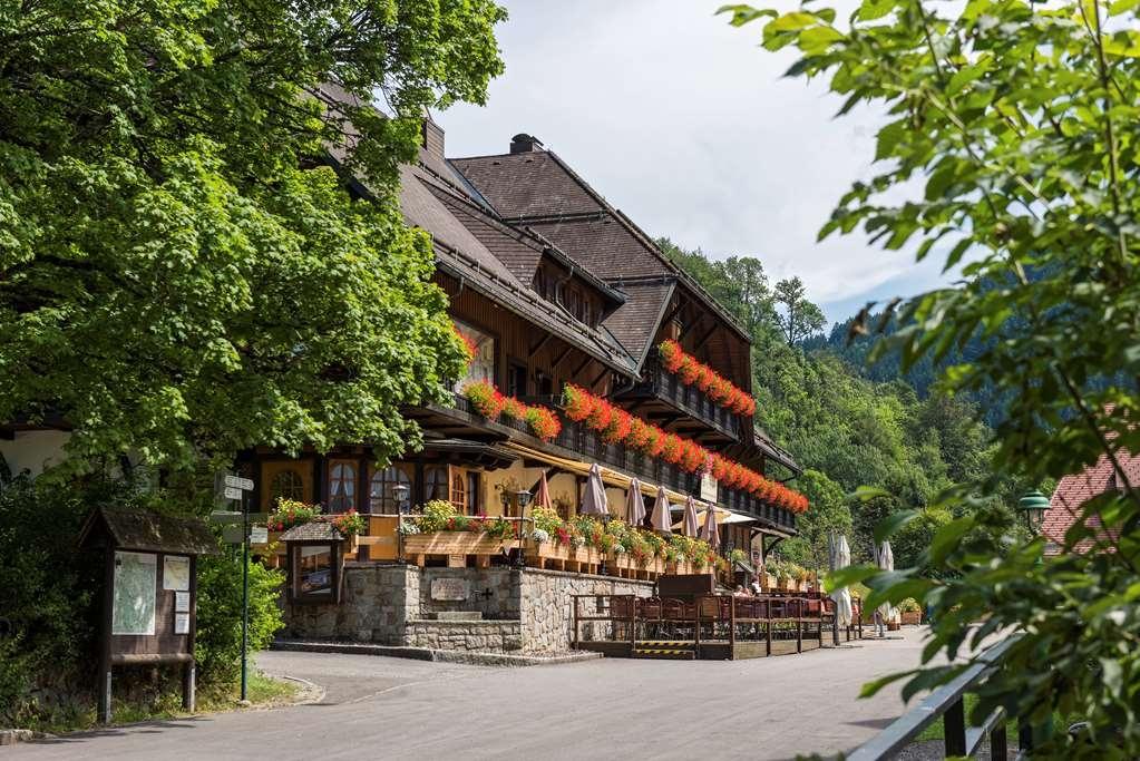 Best Western Hotel Hofgut Sternen - exterior