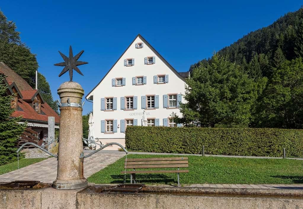 Best Western Hotel Hofgut Sternen - Facciata dell'albergo