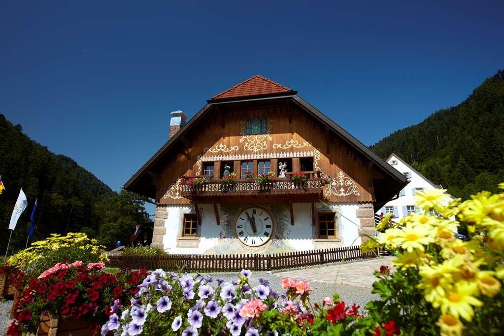 Best Western Hotel Hofgut Sternen - Façade